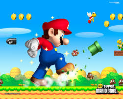 Mario flash game