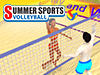 summer-sports-beach-volleyball