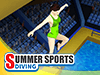 Summer Sports: Diving